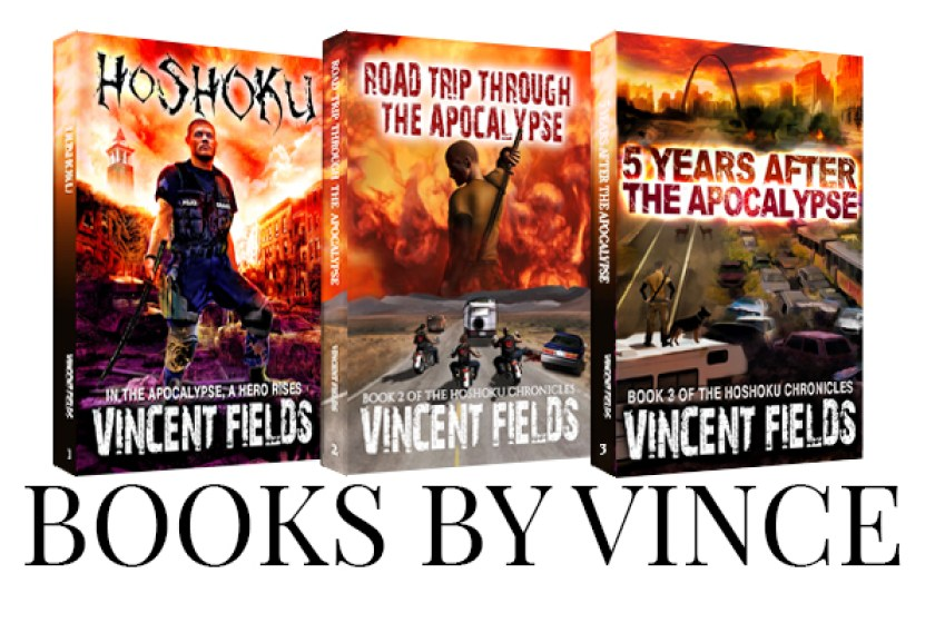 books by vince banner