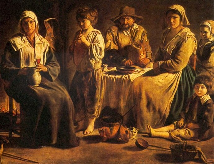 Image result for peasant life in the 1600s france