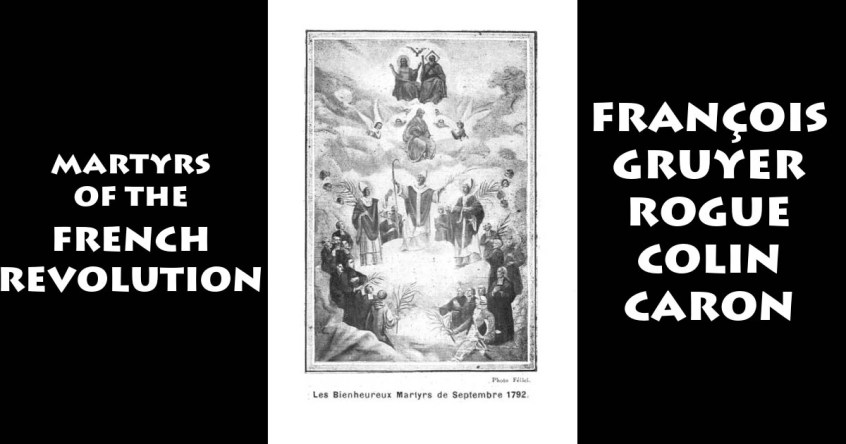 Martyrs of the French Revolution of the Congregation of the