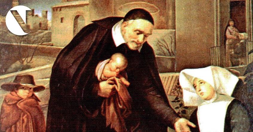 Resultado de imagen para San Vicente de Paul