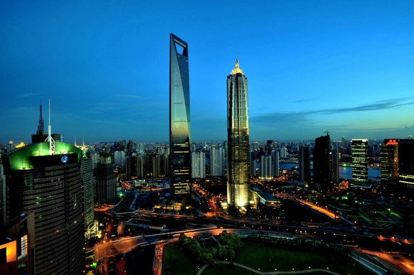World Tallest Completed Buildings Of January