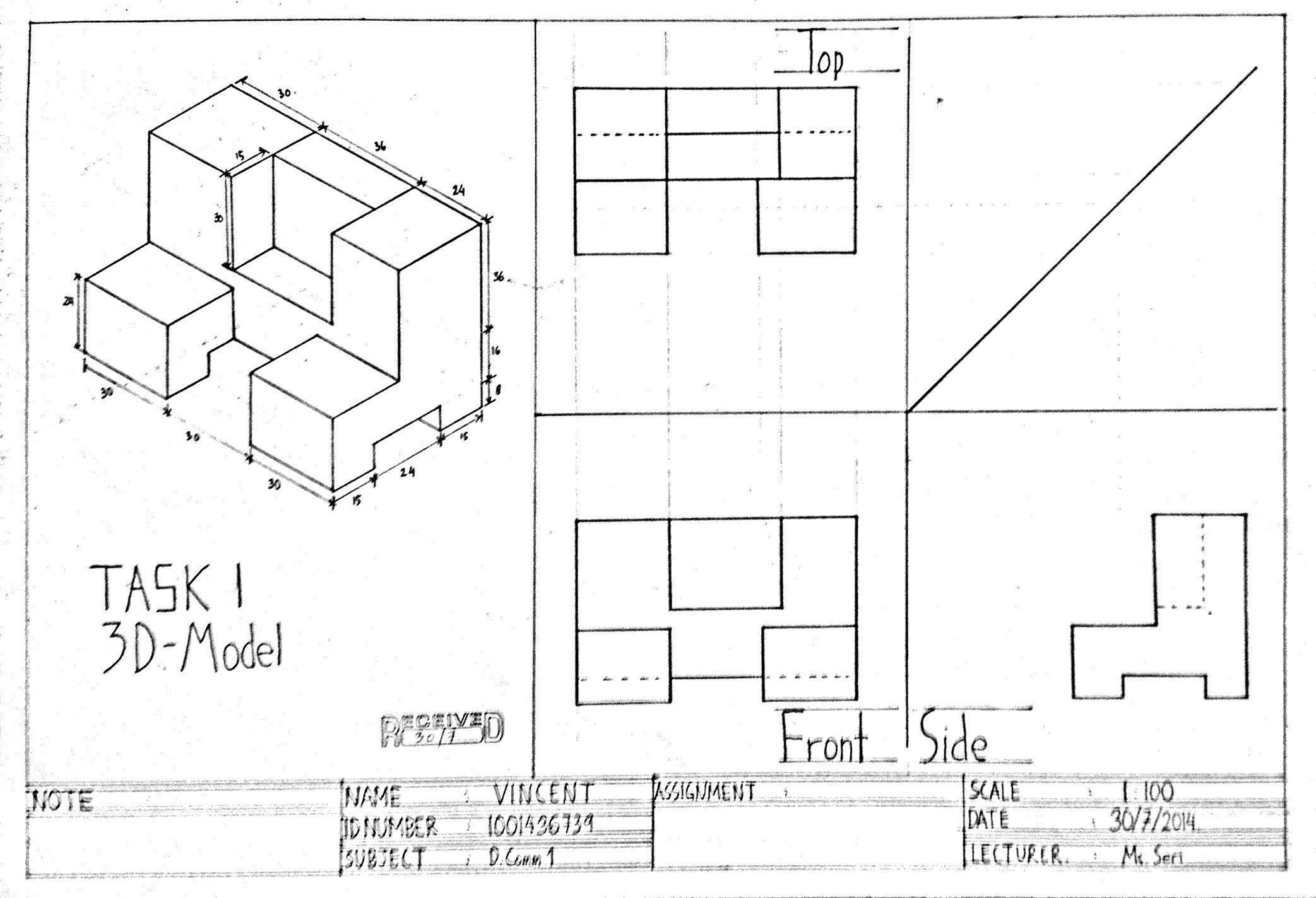 Design Communication 1 Vincentlunia
