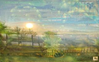 Art produces oxygen