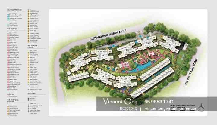 Affinity at Serangoon Site Plan call 6598531741