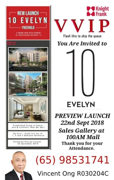 10 Evelyn @ Newton VIP Preview call 6598531741