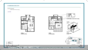 Parksuites 2 Bedroom Dual Key call 98531741