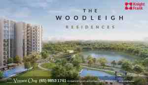 The Woodleigh Residences Artist Impression call Project Core Team (65) 98531741