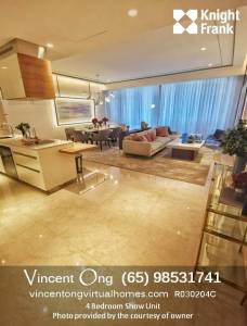 Marina One Residences 4BR Show Unit call Project Team Leader 98531741