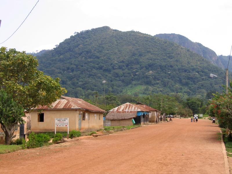 Mount Afadjato