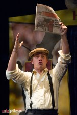 The Adventures of the Dish and Spoon; Directed by Pat Walsh. Hangar Theatre