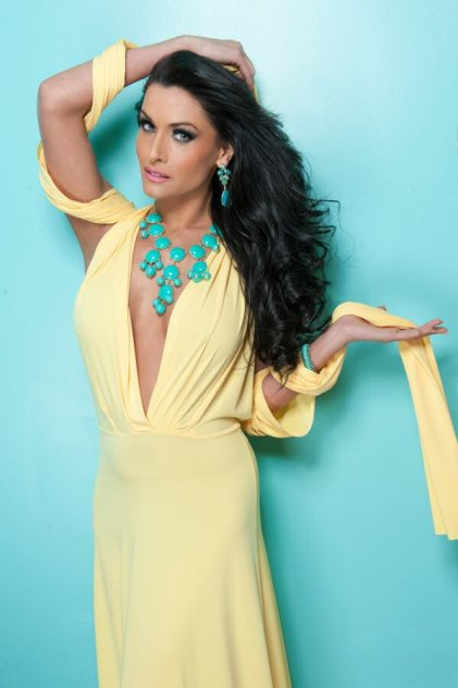 Vincenza in Yellow