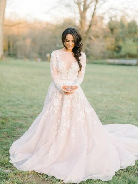 Italian Inspired Wedding Model 2018
