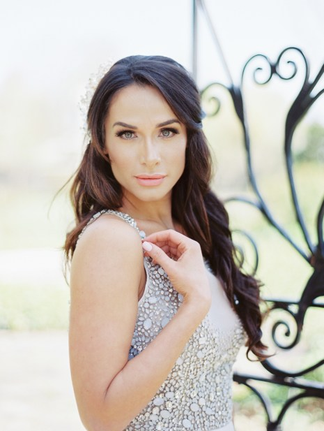 Vincenza Carrieri Russo Wedding Dress Model