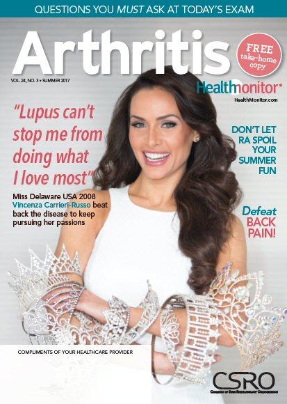 Health Monitor Arthritis Summer 2017 Issue