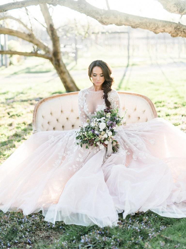 Vincenza Wedding Model 2018