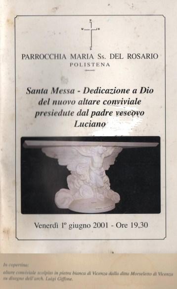 Libro Chiesa del Rosario Polistena Giffone