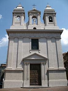 Cittanova chiesa del Rosario