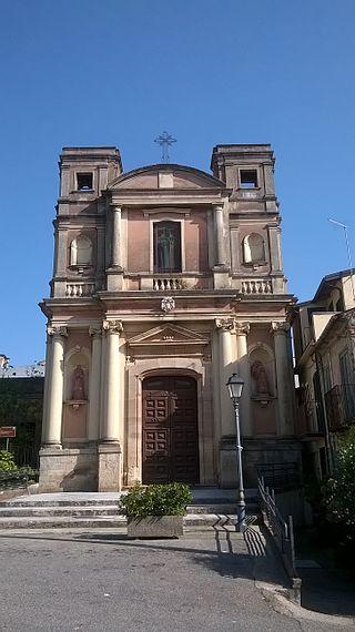 Polistena chiesa San Francesco