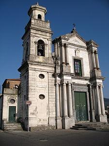 Polistena chiesa della Trinità