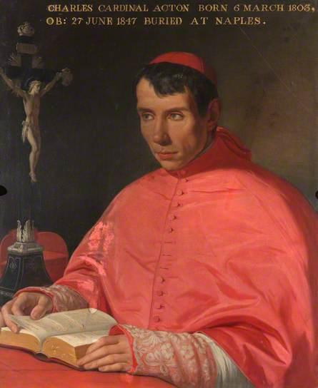 Cardinal Charles opera Vincenzo Morani