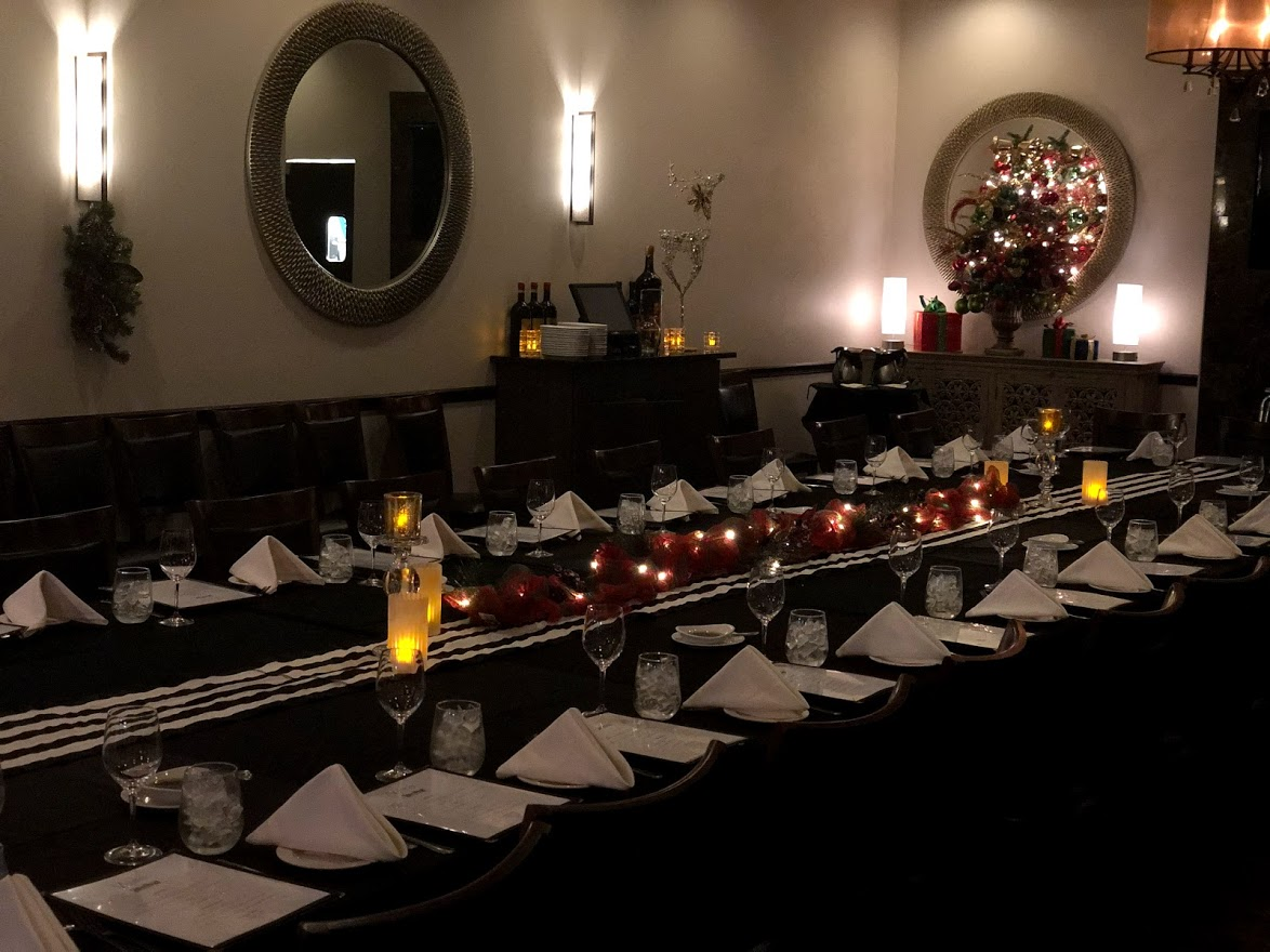Private Dining room Vincenzo