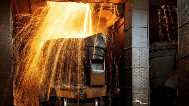 Aluminium Smelter