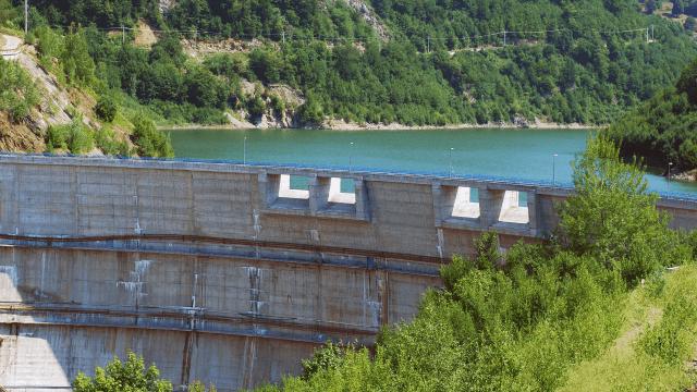 Idukki Dam - Arch dam