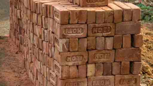 shape and size of bricks