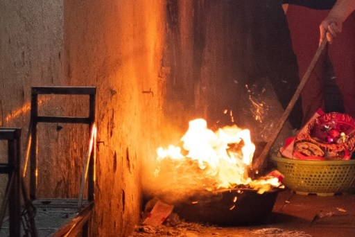 Indoor Burning