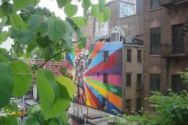 The High Line, New York, June 2015-04