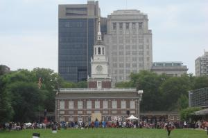 Independence Hall, July 4, 2015-1