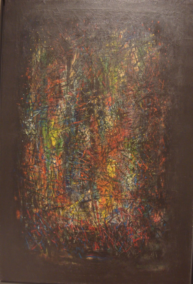 Norman Lewis abstract paintings-06