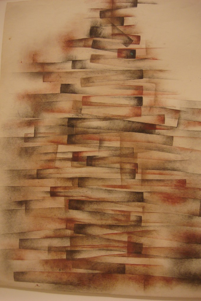 Norman Lewis abstract paintings-19