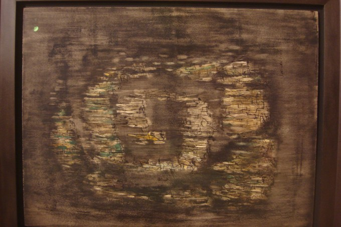 Norman Lewis abstract paintings-26