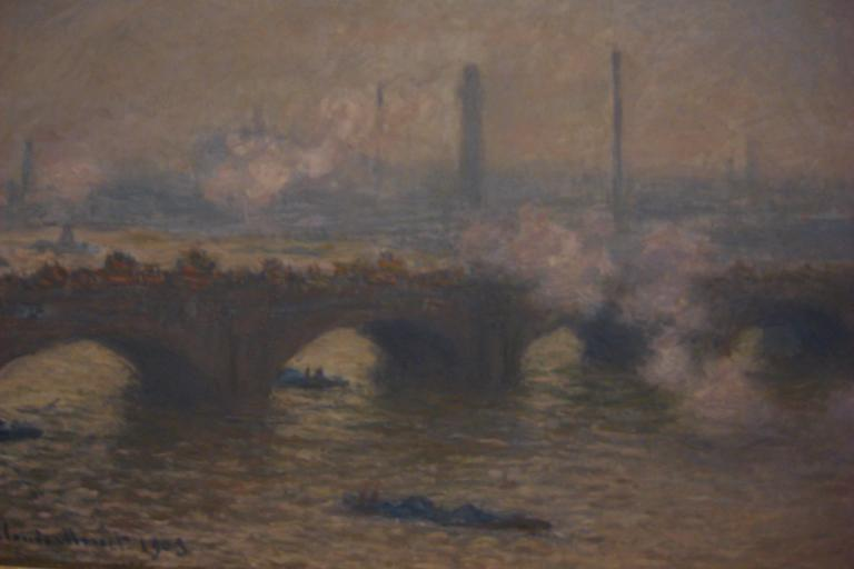 Claude Monet London National Gallery-2