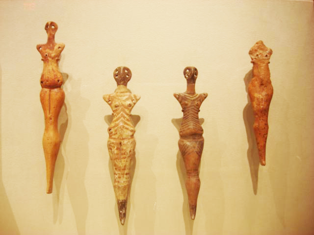 Representations of the Mother Goddess 2 c5000 BC Old Europe