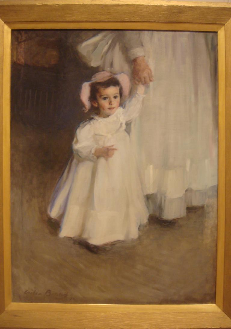 Cecilia Beaux, Ernesta, Met, NY-1