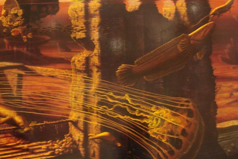 Manifest Destiny 2004 Alexis Rockman Smithsonian Musuem of American Art, DC-4