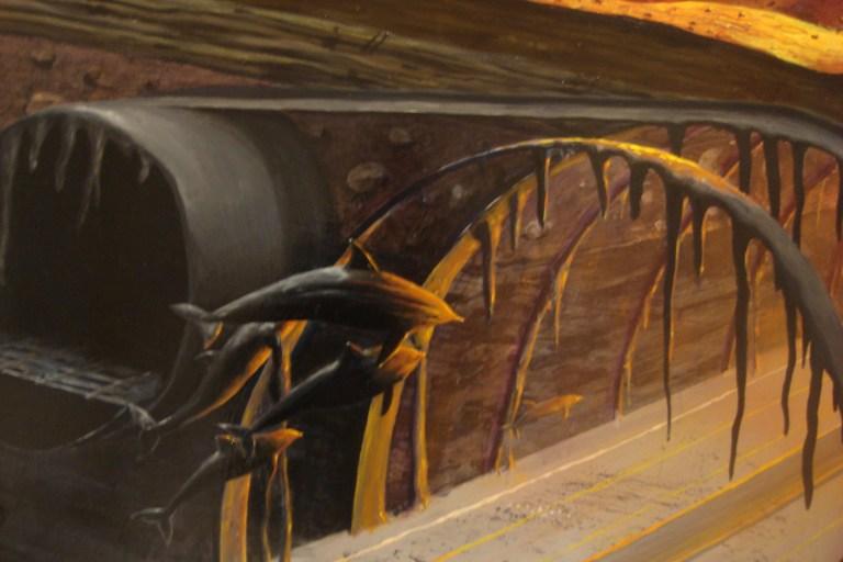 Manifest Destiny 2004 Alexis Rockman Smithsonian Musuem of American Art, DC-7