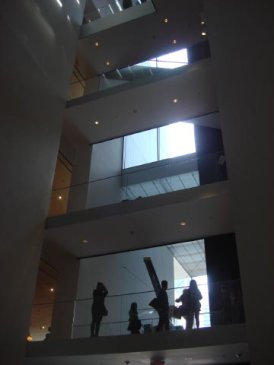MOMA on April 11 2011 1