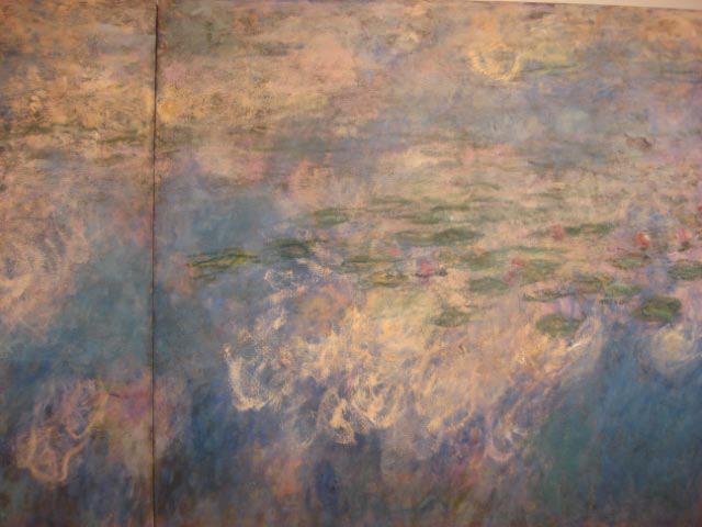 Monet Waterlilies 1920-3