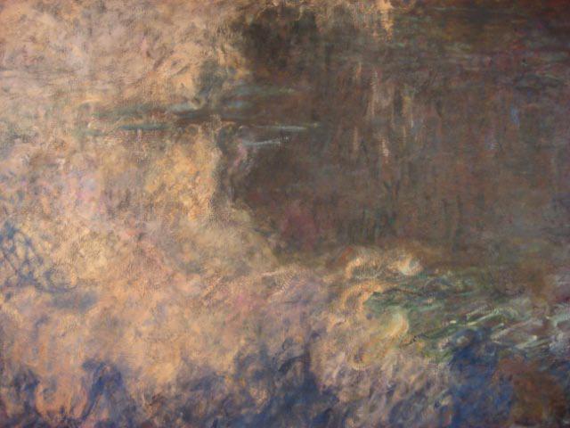Monet Waterlilies 1920-6