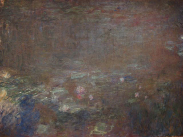 Monet Waterlilies 1920-7
