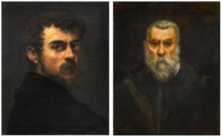 tintoretto-self-portraits