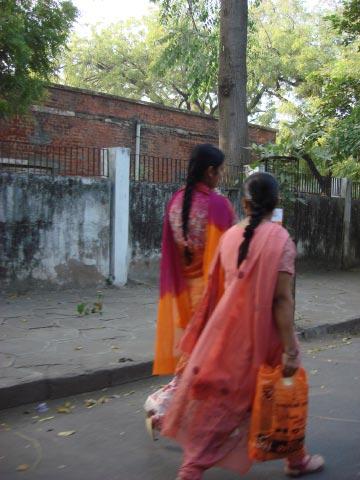 On the street, Ahmedabad 25