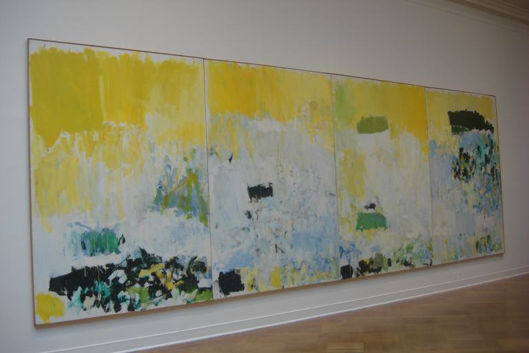 Corcoran - Salut Tom - Joan Mitchell - 1975-1