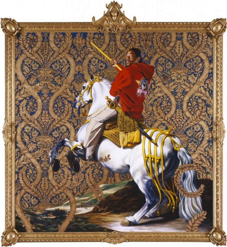 Kehinde Wiler PA05-039_Equestrian_Portrait_of_the_Count-Duke_Olivare-942x1024
