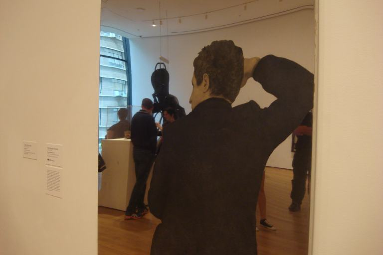Pistoletto MOMA June 2015-2