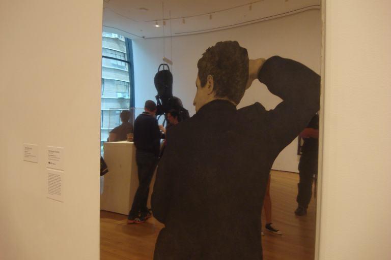 Pistoletto MOMA June 2015-2