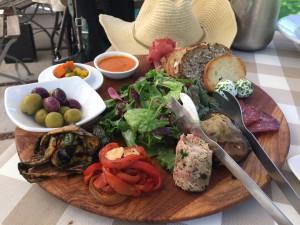 A visual feast @Cafe Bon Bon